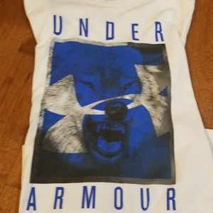 Under Armour wolf heat gear large